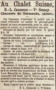 Den denderbode, 1887.