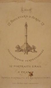 Gonthier-Cornand begin 1880